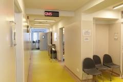 Fizykoterapia Główny korytarz
