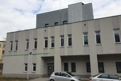 Budynek D Pawilon - Wejście główne