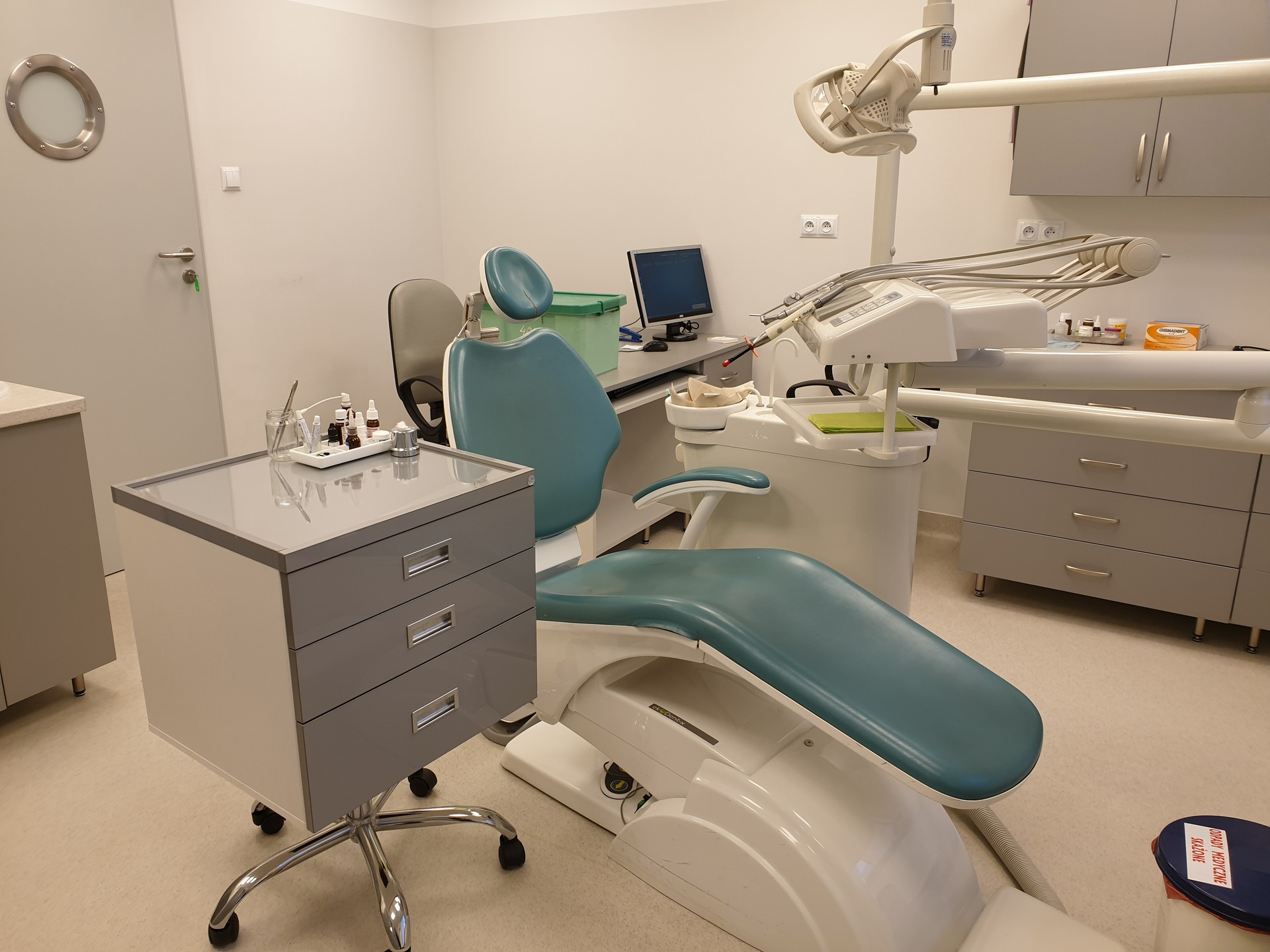 Stomatologia - gabinet