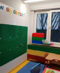 Dzieci Zdrowe – Kącik dla dzieci
