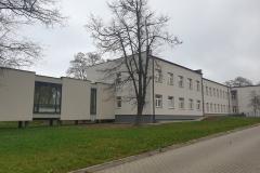 Budynek E, Oddział Wewnętrzny.