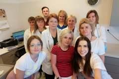 Poradnia Stomatologiczna - cały zespół