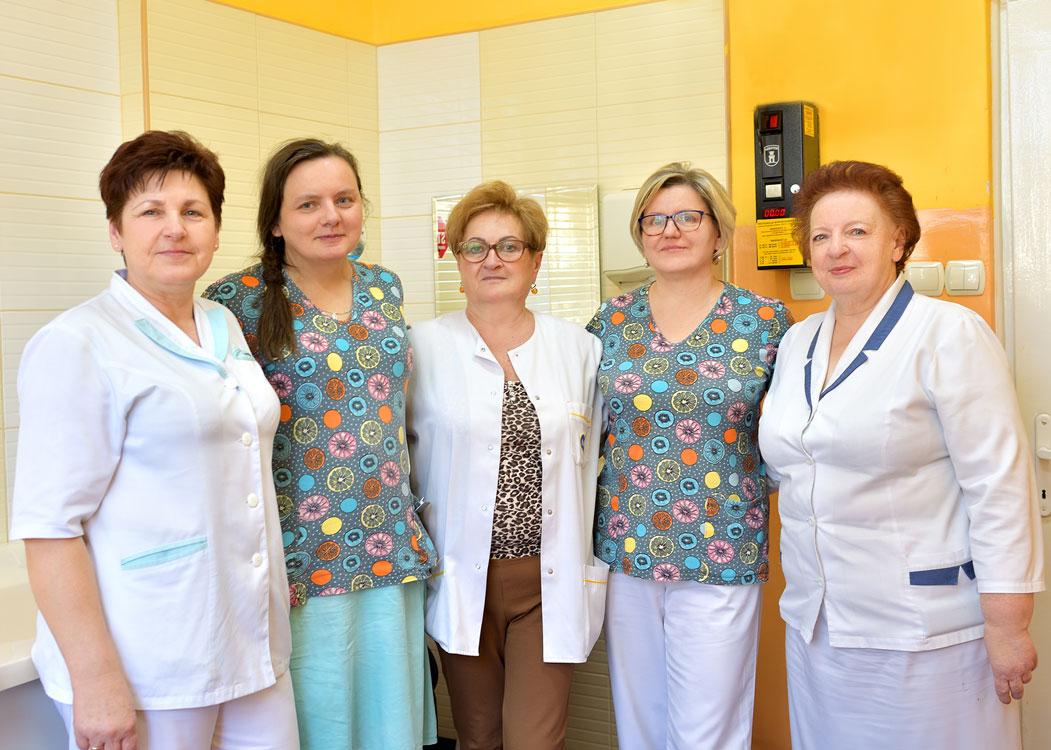 Oddział Neonatologiczny - personel