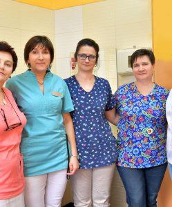 Oddział Neonatologiczny – personel