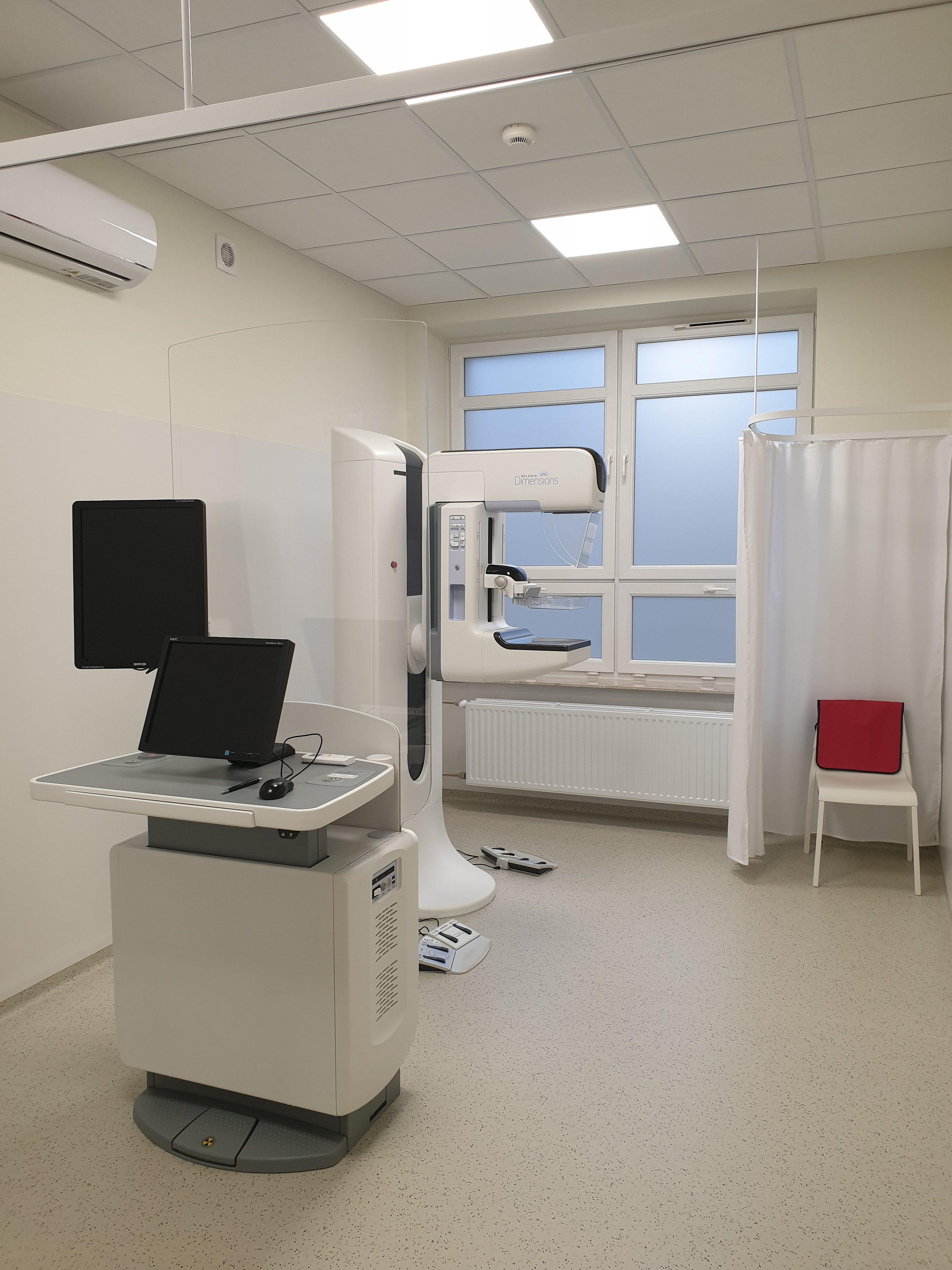 Pracownia Mammografii